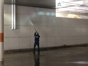 Warehouse Pressure Washing Chicago
