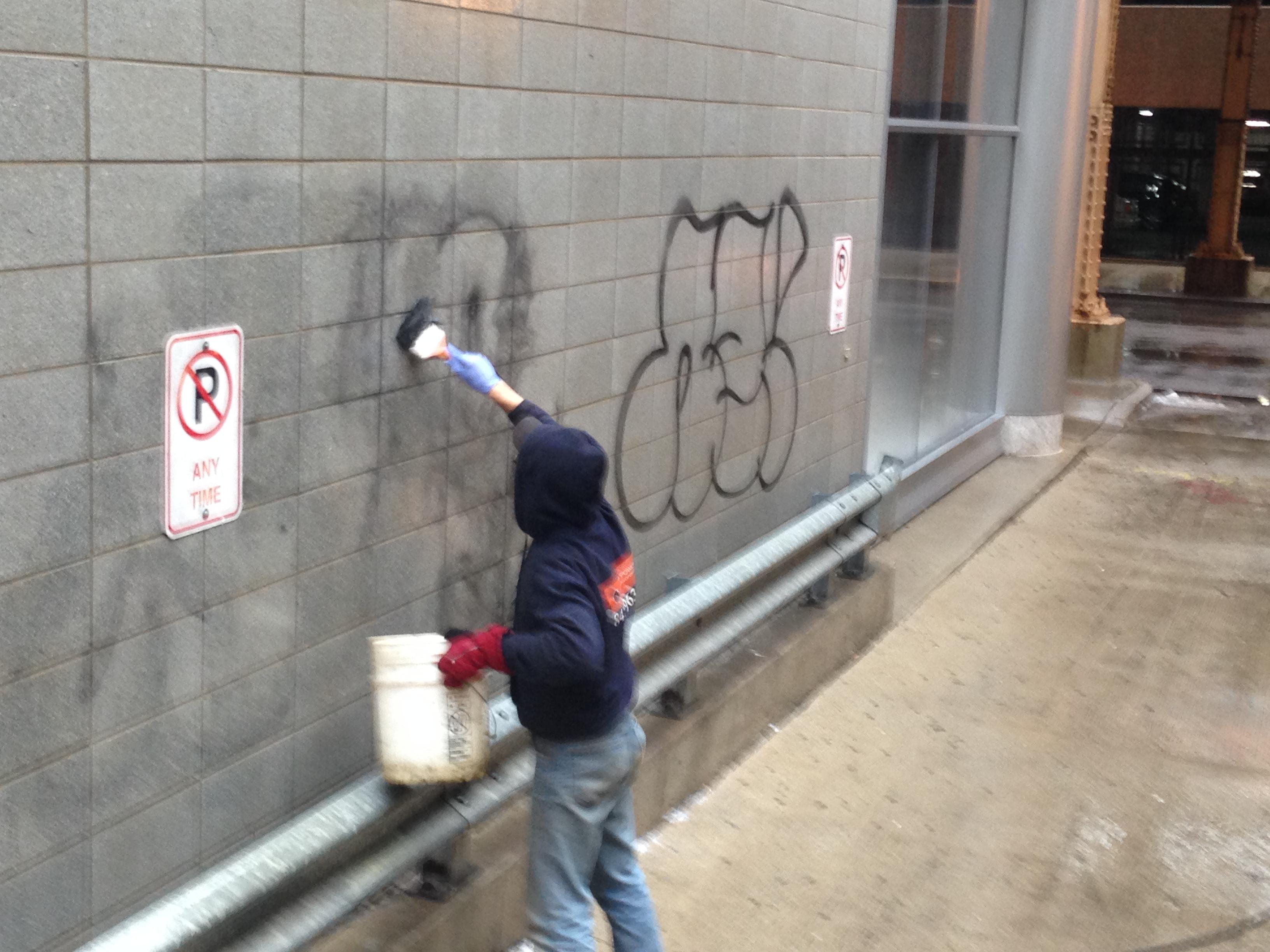 Graffiti Removal Chicago