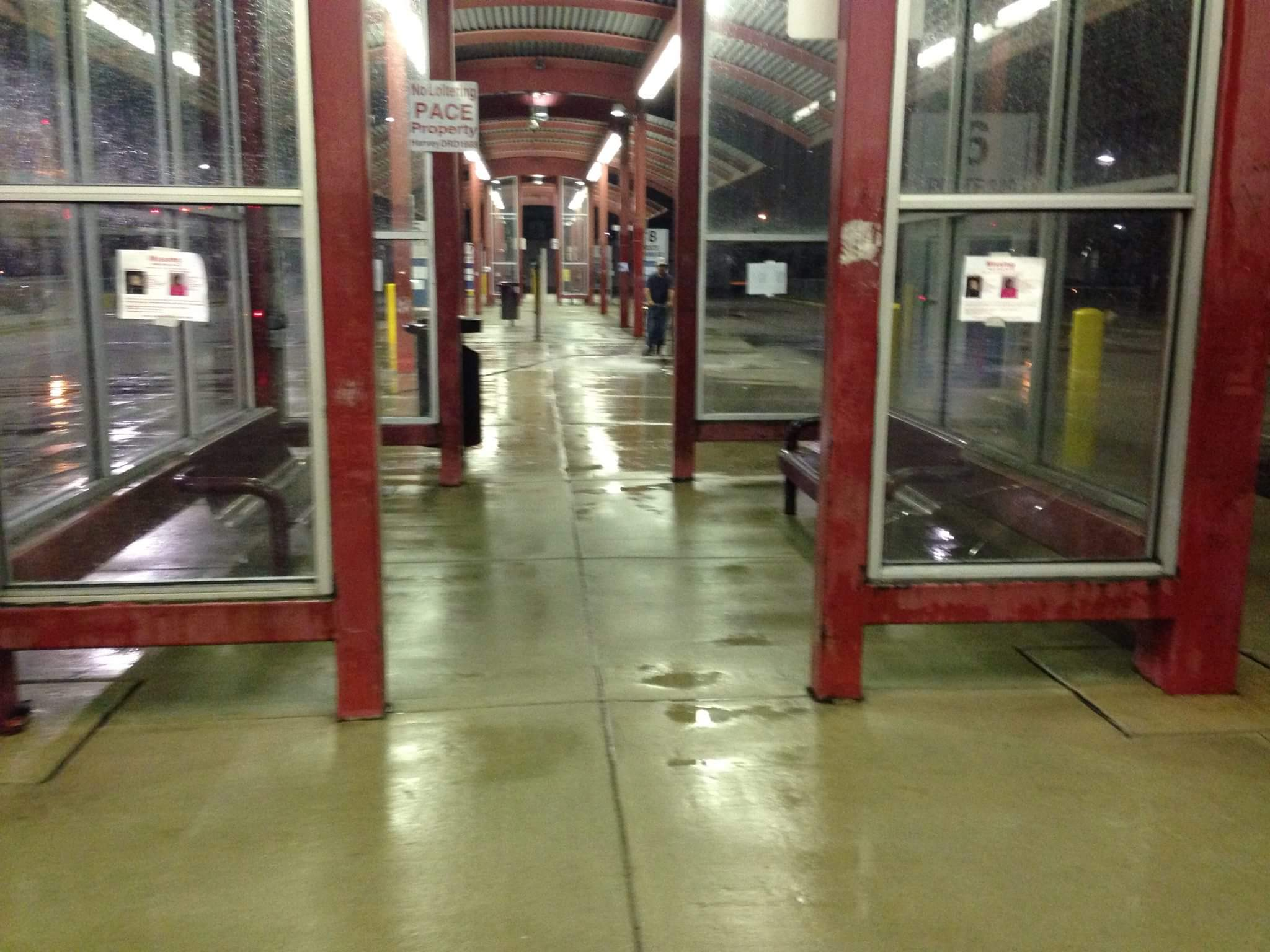 Bus Terminal Cleaning Chicago